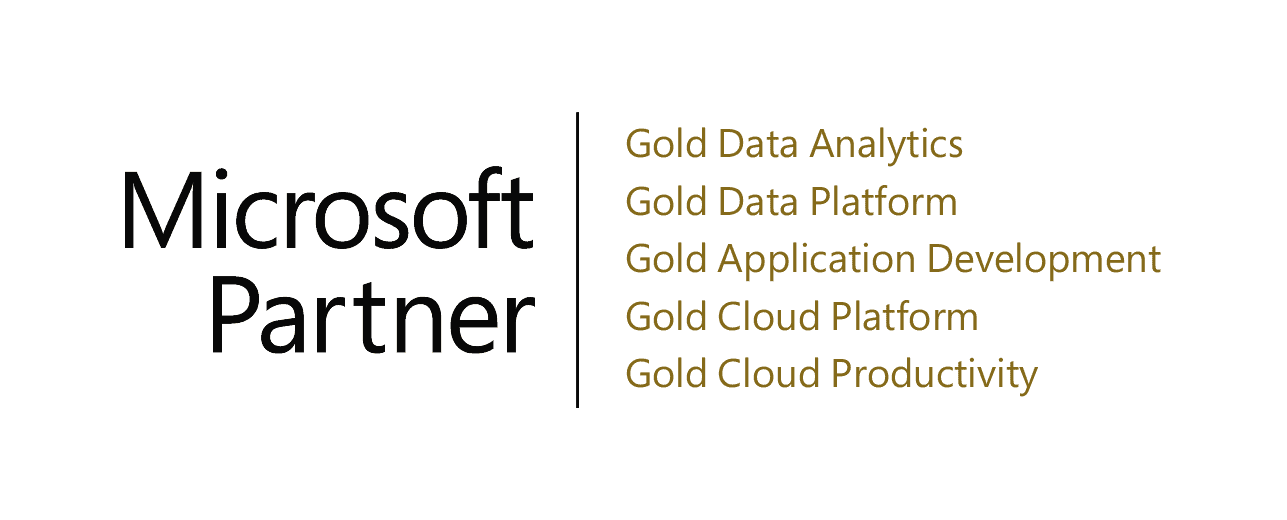 Fusion Microsoft Partner Gold Competencies