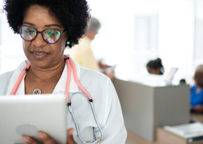 Website Optimization: AI healthcare company takes it to the next level