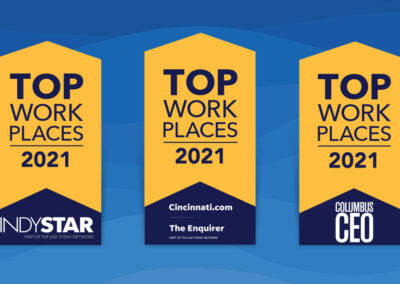 Fusion News: Fusion Alliance named a Top Workplace for 2021