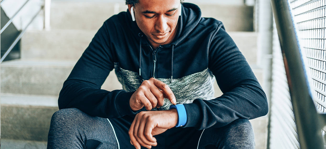 Always-on healthcare: Wearables and mobile machine learning applications