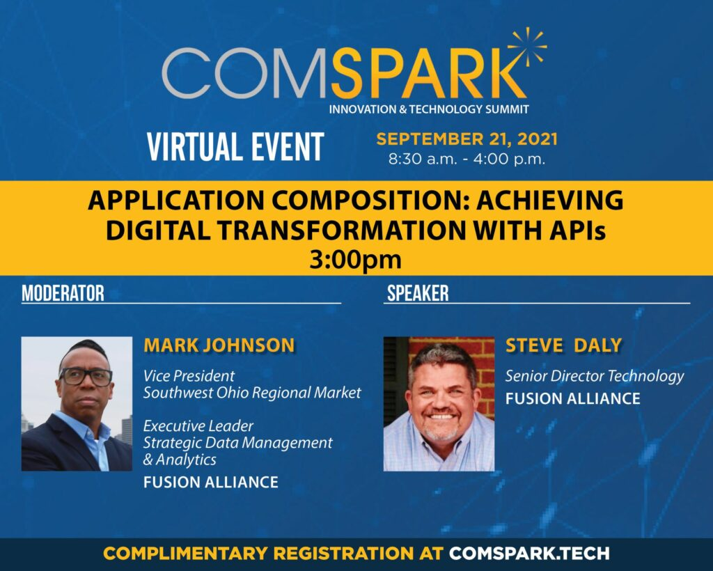Application Composition: Achieving Digital Transformation with APIs